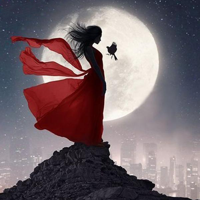 Beauty And The Moon ...