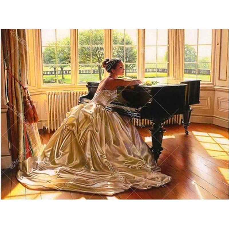 Beauty and the Piano...