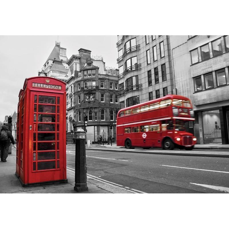 Red Bus & Call Box 5...