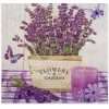 Lavender & Butterfly 5D DIY Diamond Painting