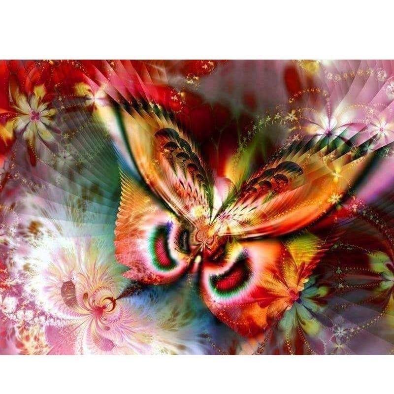 Abstract Butterfly 5...
