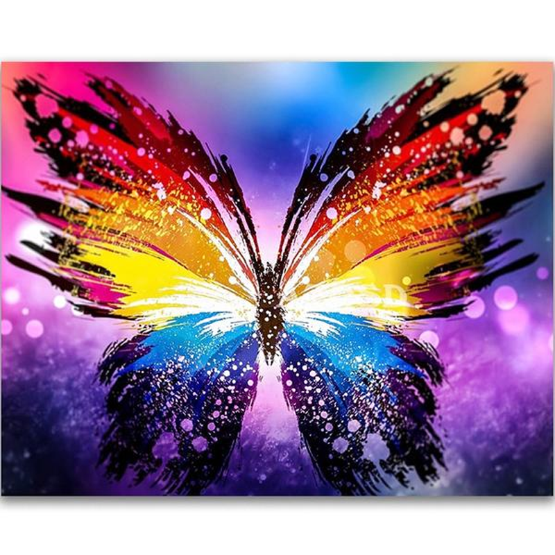 Butterfly Abstract 5...